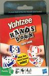 Board Game: Yahtzee Hands Down Card Game