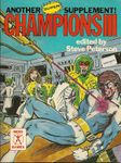 RPG Item: Champions III: Another Super Supplement