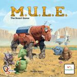 Board Game: M.U.L.E. The Board Game
