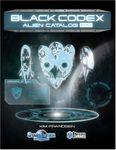 RPG Item: The Black Codex: Alien Catalog Entry 1