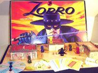 Board Game: Zorro