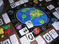 Board Game: Venus Needs Men