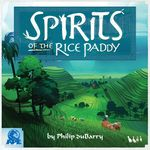 Board Game: Spirits of the Rice Paddy