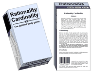 Board Game: Rationality Cardinality