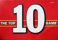 Board Game: The Top 10 Game