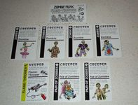Board Game: Zombie Fluxx: Flame-Thrower Expansion Pack