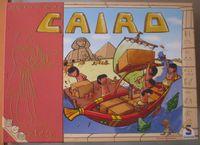 Board Game: Cairo