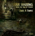 RPG Item: Four Shadows: Music for Trail of Cthulhu