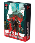 Board Game: Nights of Fire: Battle for Budapest