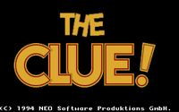 Video Game: The Clue!