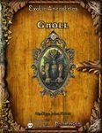 RPG Item: Exotic Ancestries: Gnoll