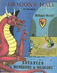 RPG Item: Dragon's Hall