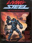 RPG Item: Living Steel