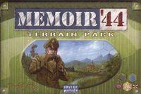 Board Game: Memoir '44: Terrain Pack