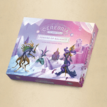 Board Game: Cerebria: The Inside World – Forces of Balance