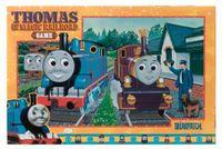 Board Game: Thomas And The Magic Railroad Game