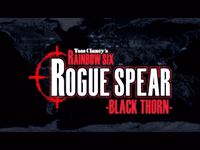 Video Game: Tom Clancy's Rainbow Six: Rogue Spear: Black Thorn