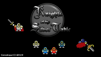 Video Game: Knights of the Silver Table