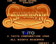 Video Game: Syvalion