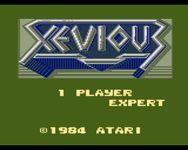 Video Game: Xevious