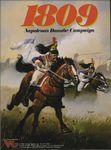 Board Game: 1809: Napoleon's Danube Campaign