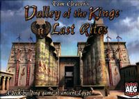 Board Game: Valley of the Kings: Last Rites