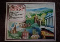 Board Game: All About Cumberland, Maryland