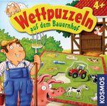 Board Game: Wettpuzzeln auf dem Bauernhof