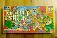 Board Game: The Muppet Show
