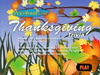 Video Game: Thanksgiving Trivia