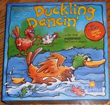Board Game: Duckling Dancin'