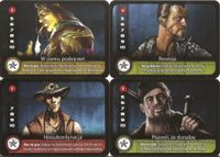 Board Game: The Resistance: Additional Plot Cards