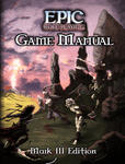 RPG Item: Epic Role Playing Game Manual