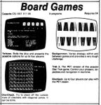 Video Game Compilation: Board Games, CS-1007