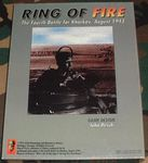 Board Game: Ring of Fire: The Fourth Battle for Kharkov, August 1943