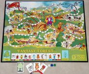 Board Game: Fantasy Forest