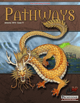 Issue: Pathways (Issue 11 - Jan 2012)