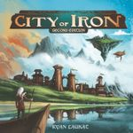 Board Game: City of Iron: Second Edition