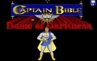 Video Game: Captain Bible in the Dome of Darkness