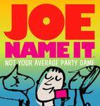 Board Game: Joe Name It