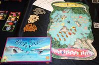 Board Game: SeaSim