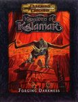 RPG Item: Forging Darkness