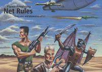 RPG Item: FSpace Net Rules (1st Ed.)