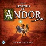 Board Game: Legends of Andor