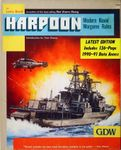 Board Game: Harpoon (1st & 3rd edition)