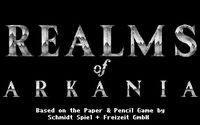 Video Game: Realms of Arkania: Blade of Destiny (1992)