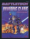 Board Game: BattleTech: Invading Clans