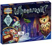 Board Game: Whoowasit?