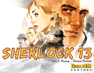 Board Game: Sherlock 13
