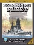 Board Game: Command at Sea: Volume IX – Emperor's Fleet: The Imperial Japanese Navy in World War II